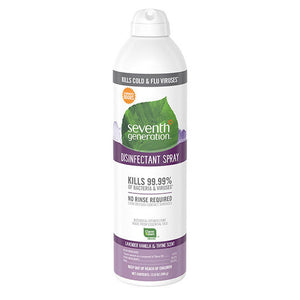 Seventh Generation Lvndr Vanla Disinfectant Spray 13.9 oz.233598 OC