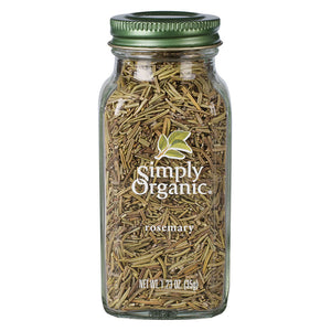 Simply Organic Simply Organic Rosemary Leaf Whole 1.23 oz 18610 OC