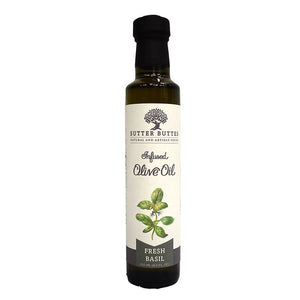 Sutter Buttes Basil Infused Olive Oil 8.5 fl oz 233909 OC