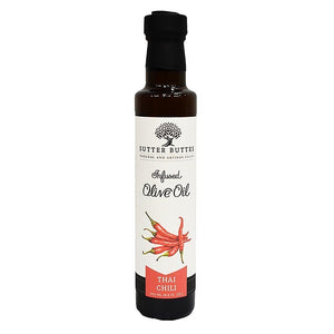 Sutter Buttes Thai Chili Infused Olive Oil 8.5floz 233913 OC