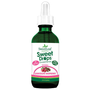 SweetLeaf Chocolate Raspberry Sweet Drops 2 fl oz 223513 OC