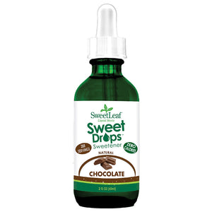 SweetLeaf Chocolate Sweet Drops 2 fl oz 223511 OC