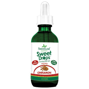 SweetLeaf Cinnamon Sweet Drops 2 fl oz 223517 OC