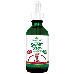 SweetLeaf Cola Sweet Drops 2 fl oz 225975 OC