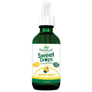 SweetLeaf Lemon Drop Sweet Drops 2 fl oz 223512 OC