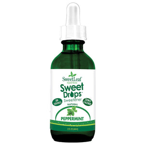 SweetLeaf Peppermint Sweet Drops 2 fl oz 223520 OC