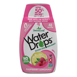 SweetLeaf Raspberry Lemonade Water Drops 1.62 fl oz 233071 OC