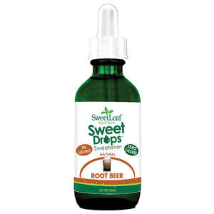SweetLeaf Root Beer Sweet Drops 2 fl oz 223521 OC
