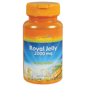 Thompson Thompson Royal Jelly 60 capsules 215651 OC - NutritionalInstitute.com