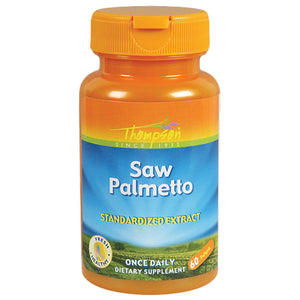 Thompson Thompson Saw Palmetto Extract 60 softgels 215623 OC