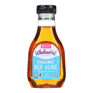 Wholesome Sweeteners Organic Blue Agave Syp 11.75 oz.232720 OC