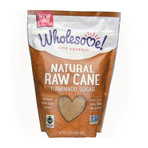 Wholesome Sweeteners Wholesome Sweeteners Sugar Raw Cane Sugar 24oz OC
