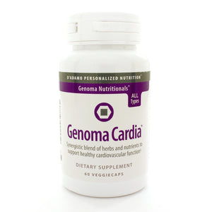 D Adamo Personalized Nutrition Genoma Cardia 60 Caps DD0041 NP