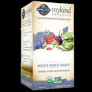 Garden of Life KIND Organics Men's Once Daily 30 Tabs102290 NP