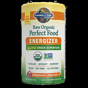 Garden of Life - Perfect Food RAW Energizer 282 g 102157 - NutritionalInstitute.com