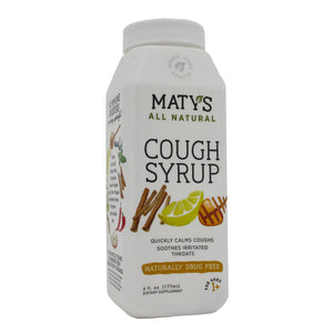 Maty's Healthy Products Matys All Natural Cough Syrup MT0007 - NutritionalInstitute.com