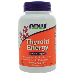 NOW Foods Thyroid Energy NL0104