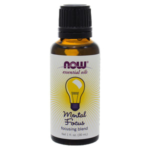 NOW per Personal Care Mental Focus Oil Blend ND0055