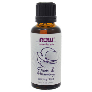 NOW Personal Care Peace & Harmony Calming Oils ND0057 ME