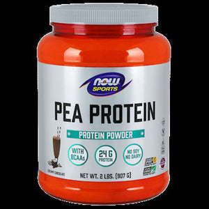 NOW Sports Pea Protein Chocolate 2lbs
