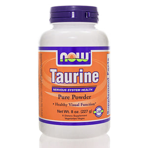 NOW Sports Taurine Powder NS