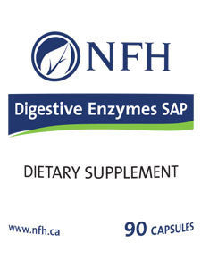 Nutritional Fundamentals for Health Digestive Enzymes SAP 90caps