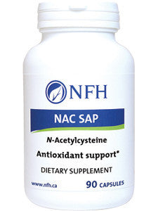 Nutritional Fundamentals for Health NAC SAP 90 caps