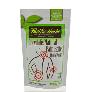 Pacific Herbs Corydalis Natural Pain Relief 100g PI0012