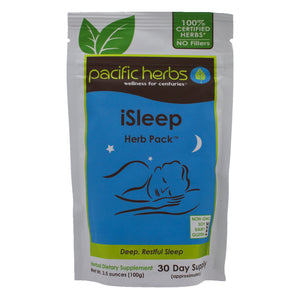 Pacific Herbs iSleep Herb Pack 100g PI0019