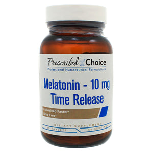 Prescribed Choice per OL Melatonin 10mg Time Release OL0264