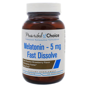 Prescribed Choice per OL Melatonin 5mg Fast Dissolve OL0262