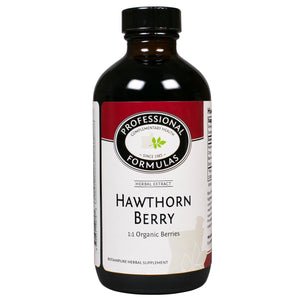 Professional Formulas Hawthorn Berry 8oz liquid/BP PF0774