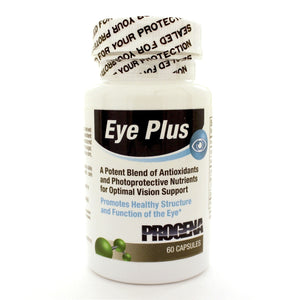 Progena Meditrend Eye Plus 60 Caps PG0129