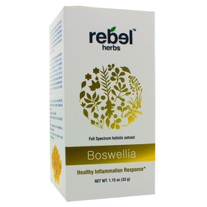 Rebel Herbs Boswellia Holistic extract powder 33g RH0021