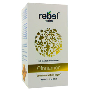 Rebel Herbs Cinnamon Holistic extract powder 33g RH0023