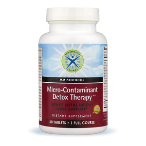 Rejuvenation Science Micro-Contaminant Detox Therapy™ 120 Capsules JU0011 SD