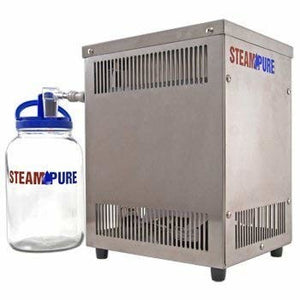 Pure water Steam Pure Stainless Water Distiller HNT