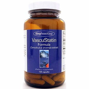 Allergy Research Group VascuStatin Formula, Immune System 120 Caps Exp.7.21 IHI