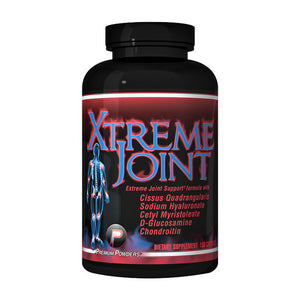 Premium Powders Xtreme Joint Support 150 Capsules 0-10065 MLX