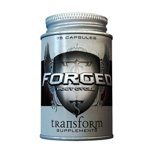 Transform Supplements Transform Forged Post Cycle 75 CapsMLX