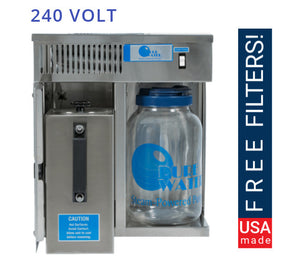 Best Water Distiller Mini Classic CT Counter Top by Pure Water W Stainless Steel - NutritionalInstitute.com