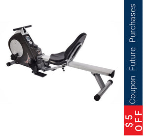 Stamina Conversion II Recumbent Bike/Rower 15-9003 Prop 65