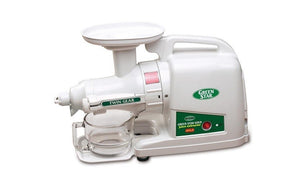 Tribest, GreenStar, Gold, Twin, Gear, Juice, Extractor, 110V, 60Hz, GP-E1503
