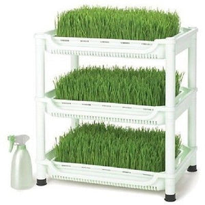 Tribest, Sproutman, Wheatgrass, Grower