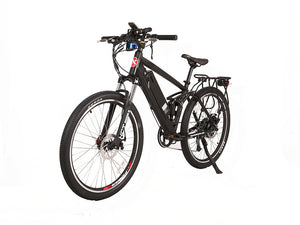 Xtreme Scooters Rubicon 48V Electric Mountain Bicycle Black RUBICON48BLA
