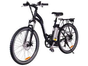 Xtreme Scooters Trail Climber Elite Electric Mountain Bike Black