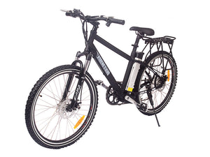 Xtreme Scooters Trail Maker Elite Electric Mountain Bike Black