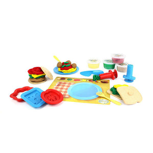 Green Toys Dough Sets Meal Maker 2 Plus Years 232538 OC