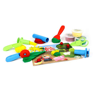 Green Toys Dough Sets Tool Essentials 2 Plus Years 232540 OC