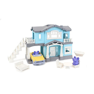 Green Toys Playsets House 2 Plus Years 232533 OC